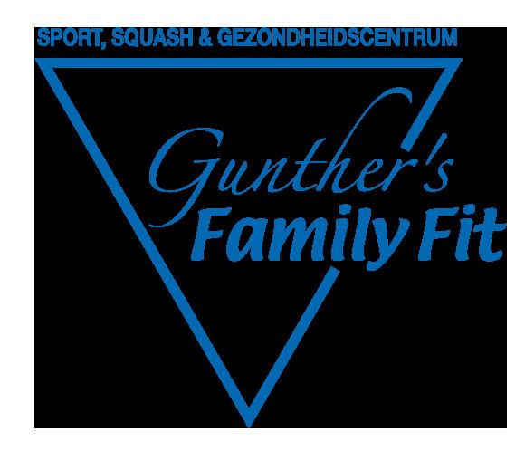 Gunther's FamilyFit in Culemborg Logo