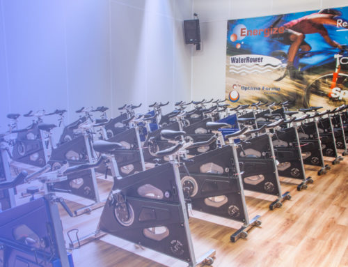 Spinning & shape bij Gunther's Family Fit